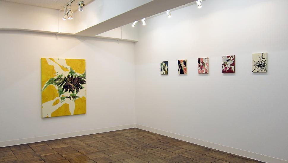 2012年個展 SPC Gallery2