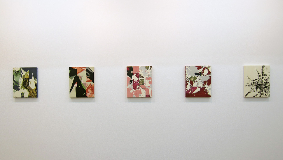 2012年個展 SPC Gallery3